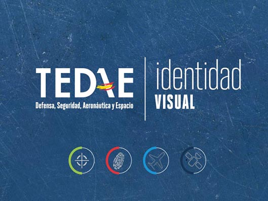 Identidad Visual TEDAE